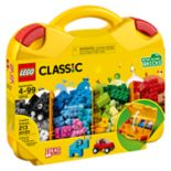 LEGO Classic Creative Suitcase Set 10713