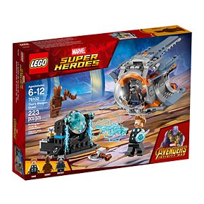 LEGO Super Heroes Thor's Weapon Quest Set 76102