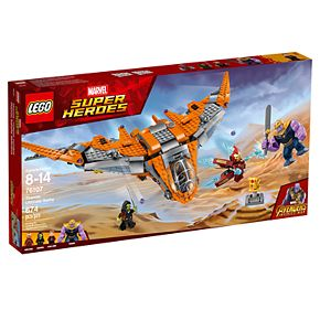 LEGO Super Heroes Thanos: Ultimate Battle Set 76107