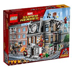 LEGO Super Heroes Sanctum Sanctorum Showdown Set 76108