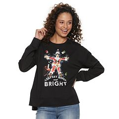 Juniors' National Lampoon's Christmas Vacation Graphic Sweatshirt