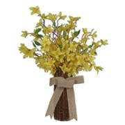 SONOMA Goods for Life? Artificial Forsythia Stack