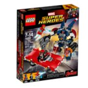 LEGO Super Heroes Iron Man: Detroit Steel Strikes Set 76077