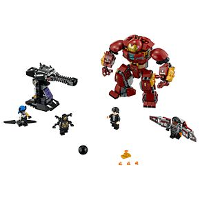 LEGO Super Heroes The Hulkbuster Smash-Up Set 76104