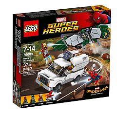 LEGO Super Heroes Beware the Vulture Set 76083