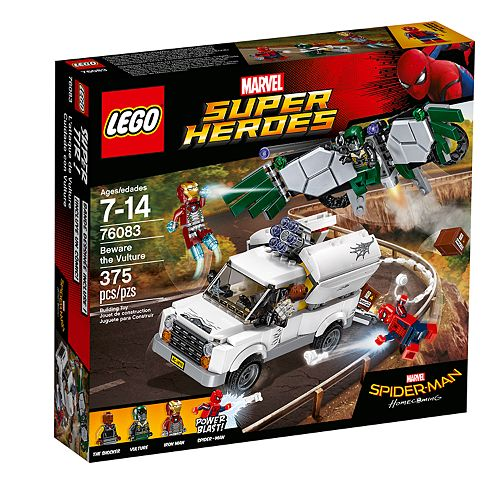 LEGO Super Heroes Beware the Vulture Set 76083