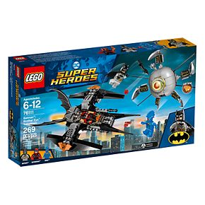 LEGO Super Heroes Batman: Brother Eye Takedown Set 76111