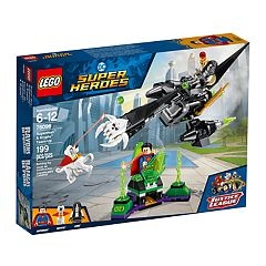 LEGO Super Heroes Superman & Krypto Team-Up Set 76096