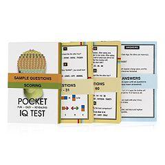 NPW Pocket IQ Test