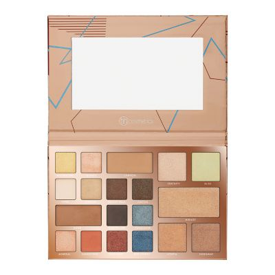 BH Cosmetics Desert Oasis 19-Color Shadow & Highlighter Palette