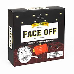 Face Off Drawing Game by Professor Puzzle