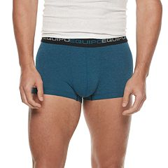 Men's equipo 2-pack Modern-Fit Performance Quick-Dry Brazilian Trunks