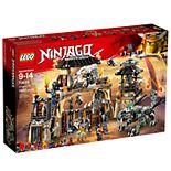 LEGO Ninjago Dragon Pit Set 70655