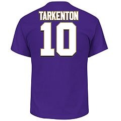 Big & Tall Minnesota Vikings Fran Tarkenton Player Tee