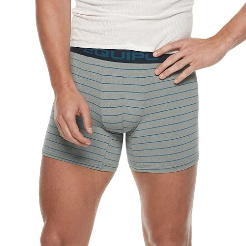 Men's equipo 2-pack Modern-Fit Performance Microfiber Boxer Briefs
