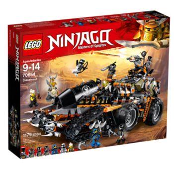 LEGO Ninjago Dieselnaut Set 70654