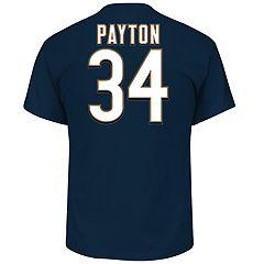 Big & Tall Chicago Bears Walter Payton Player Tee