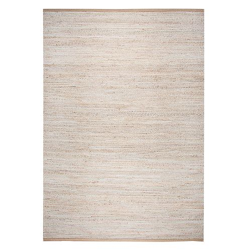 Rizzy Home Aleah Wynwood Collection Striped Rug