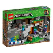 LEGO Minecraft The Zombie Cave Set 21141