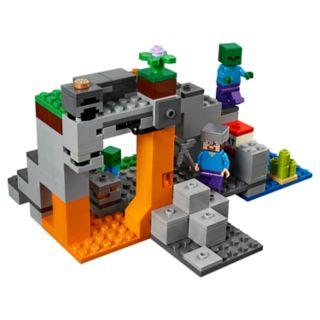 LEGO Minecraft The Zombie Cave Set 21141
