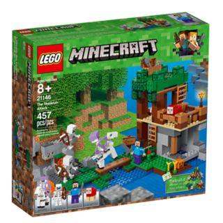 LEGO Minecraft The Skeleton Attack Set 21146