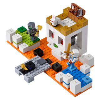 LEGO Minecraft The Skull Arena Set 21145