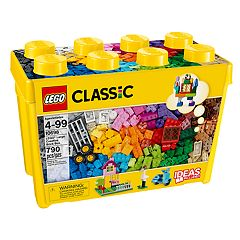 LEGO Classic Large Creative Brick Box Set 10698