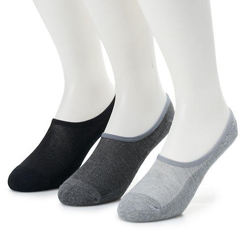 Men's Born 3-pack Half-Cushioned Liner Socks
