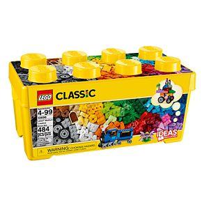LEGO Classic Medium Creative Brick Box Set 10696
