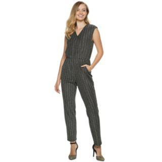 Women's Apt. 9® Metallic Jumpsuit