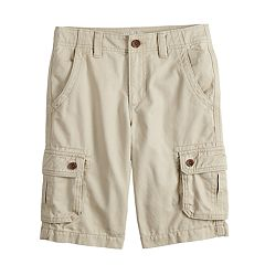 Boys 8-20 Urban Pipeline™ Ultimate Twill Cargo Shorts