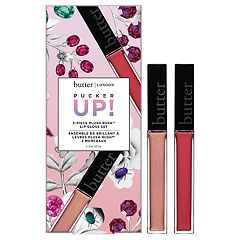 butter LONDON Pucker UP Plush Rush 2-pc. Lip Gloss Set