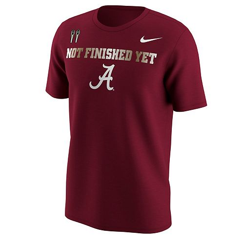 Men's Nike Alabama Crimson Tide Mantra Tee