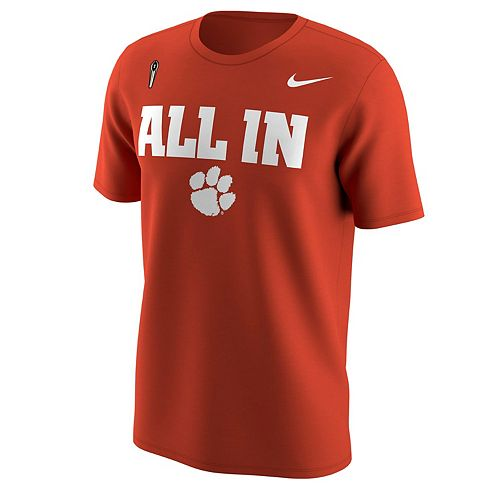 Men's Nike Clemson Tigers Mantra Tee