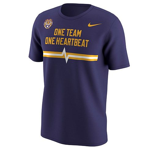 Men's Nike LSU Tigers Mantra Tee