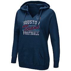 Plus Size Houston Texans Football Hoodie
