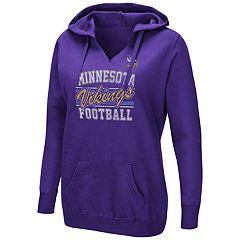 Women's Minnesota Vikings Pullover Hoodie