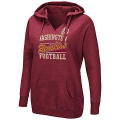Plus Size Washington Redskins Football Hoodie