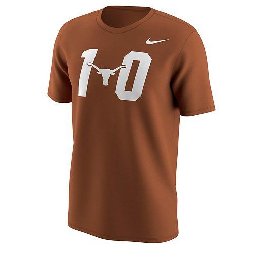 Men's Nike Texas Longhorns Mantra Tee