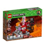 LEGO Minecraft The Nether Fight Set 21139