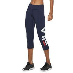 Women's FILA SPORT® Midrise Capri Leggings