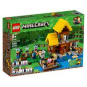 LEGO Minecraft The Farm Cottage Set 21144