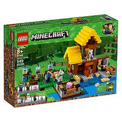 LEGO Minecraft The Farm Cottage Set 21144