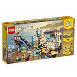 LEGO Creator Pirate Roller Coaster Set 31084