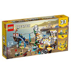 LEGO Creator Pirate Roller Coaster Set 31084