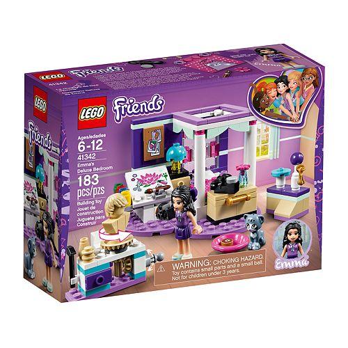 LEGO Friends Emma's Deluxe Bedroom Set 41342