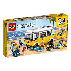 LEGO Creator Sunshine Surfer Van Set 31079