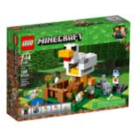 LEGO Minecraft The Chicken Coop Set 21140