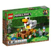 LEGO Minecraft The Chicken Coop Set 21140