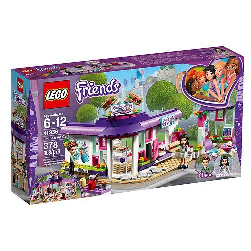 Lego Friends Emmas Art Caf Set 41336